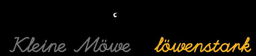 Kleine Möwe – löwenstark
